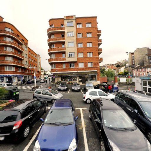 Parking Place Henri Brousse - Parking - Meudon