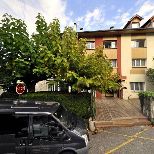 Hôtel Catalpa - Restaurant - Annecy