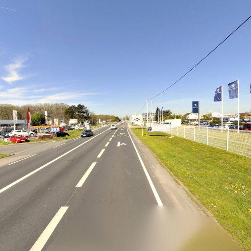 Peugeot PSA Retail Orvault Concessionnaire - Garage automobile - Orvault