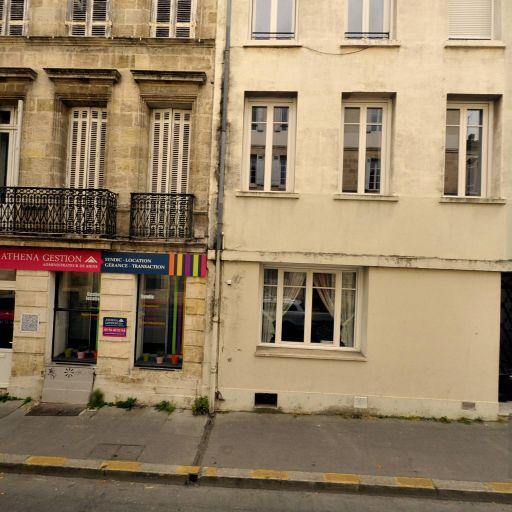 ATHENA Gestion Bordeaux - Administrateur de biens - Bordeaux