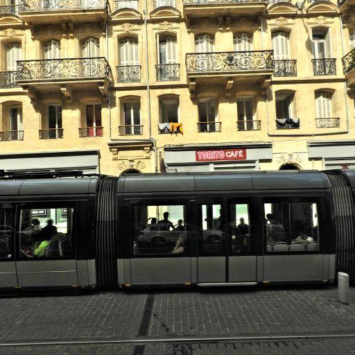 CORDON Anthony - Coursiers - Bordeaux