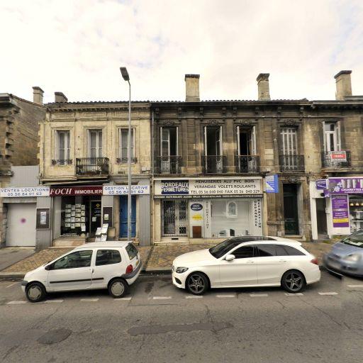 Bordeaux Fermetures - Volets roulants - Bordeaux