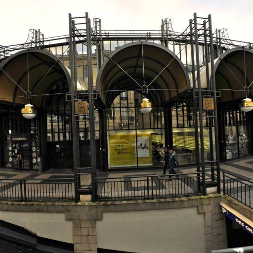 Des Grands Hommes - Parking public - Bordeaux