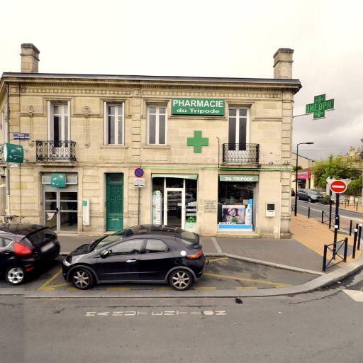 Pharmacie du Tripode - Pharmacie - Bordeaux