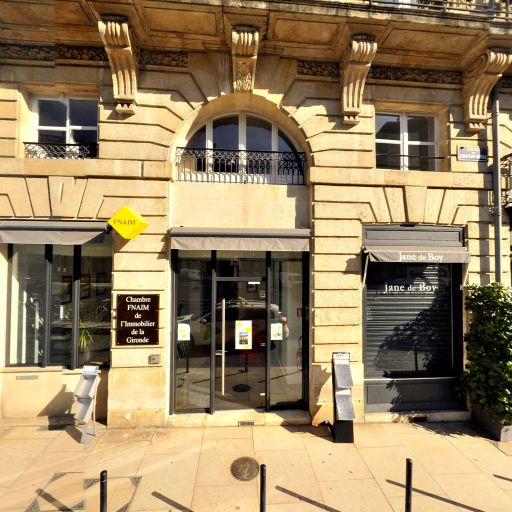 Jane - Immobilier de prestige - Bordeaux
