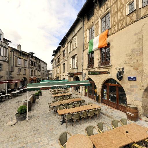 L Irlandais - Restaurant - Limoges