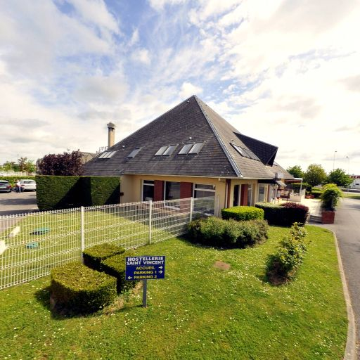 Hostellerie Saint Vincent Beauvais Aeroport - Restaurant - Beauvais