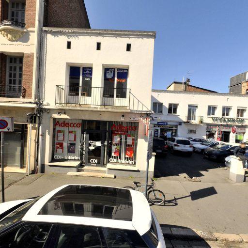Adecco - Agence d'intérim - Arras