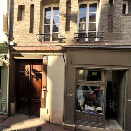 Best Western Plus Hotel Litteraire Gustave Flaubert - Restaurant - Rouen