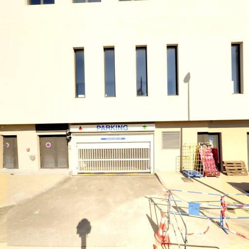 Parking Novotel Avignon Centre - Parking public - Avignon