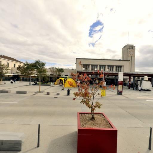 Aire de covoiturage Gare - Aire de covoiturage - Clermont-Ferrand
