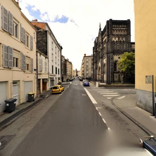 Jeanne d'Arc - Lieu - Clermont-Ferrand