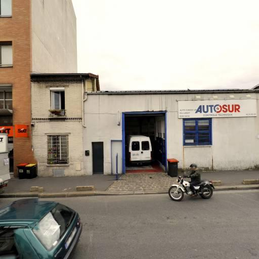 A.M Autosur - Contrôle technique de véhicules - Saint-Ouen