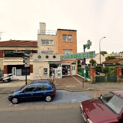 Pharmacie Du Plateau - Pharmacie - Vitry-sur-Seine