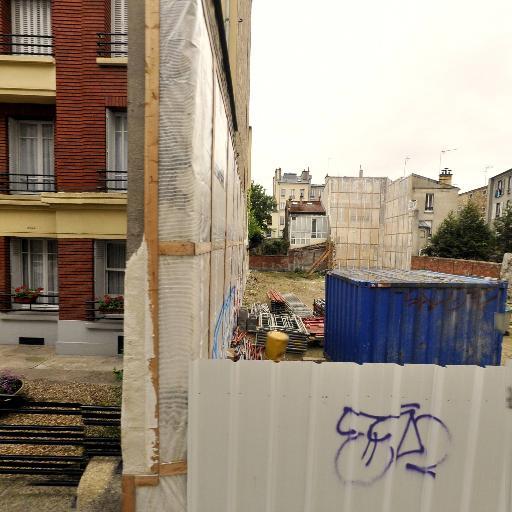 Résidence Social ARPEJ - Affaires sanitaires et sociales - services publics - Vincennes
