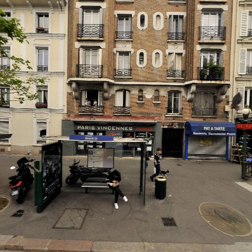 Dos Santos Morais Maria - Coursiers - Vincennes