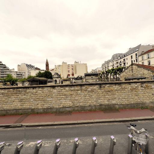 Station Vélib' Lagny - Joffre - Vélos en libre-service - Saint-Mandé