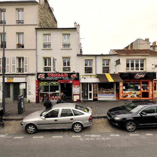 Fleur de Tunis - Restaurant - Montreuil