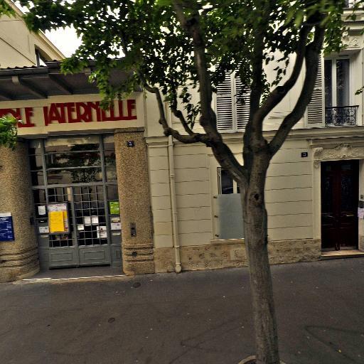 Ecole maternelle Ouest - École maternelle publique - Vincennes