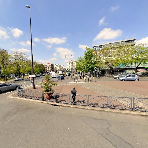 Ler Richemont - Hôtel - Montreuil