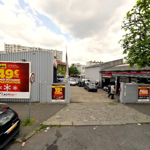 First Stop - Garage automobile - Montreuil