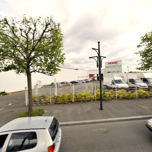 Stricher - Location de camions et de véhicules industriels - Montreuil
