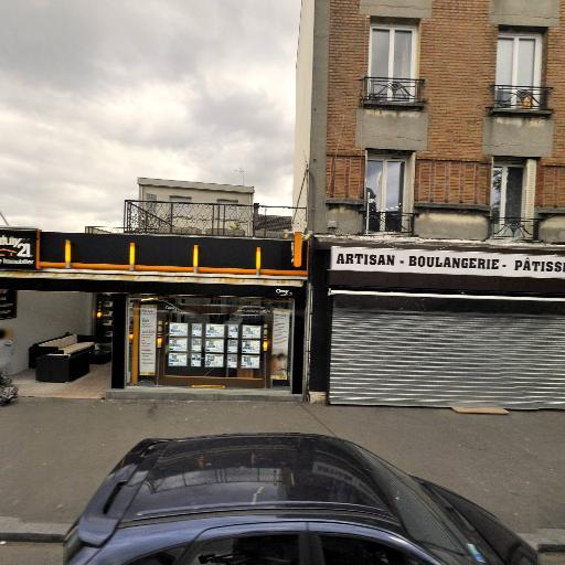 CENTURY 21 Boissière Immobilier - Agence immobilière - Montreuil