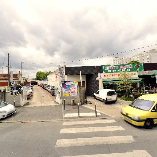 Gm - Garage automobile - Montreuil