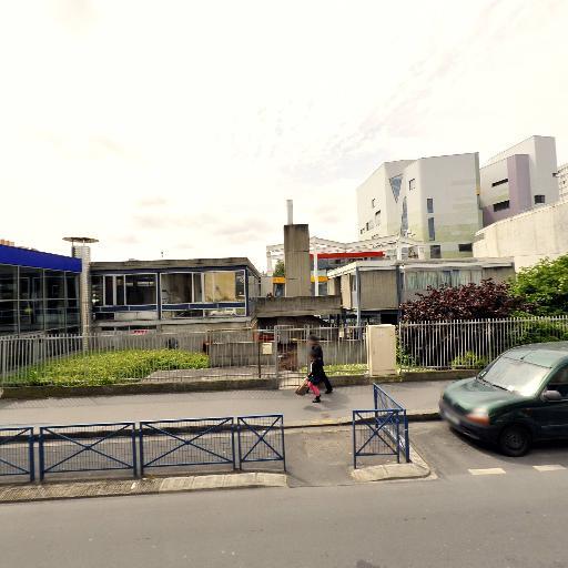 Centre Nautique Municipal - Piscine - Aubervilliers