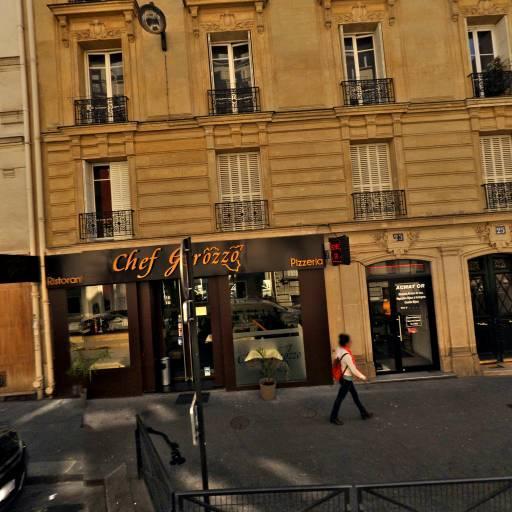 Chef Garozzo - Restaurant - Paris