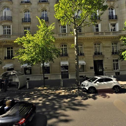 Hadrien Galey - Orthopédie générale - Paris