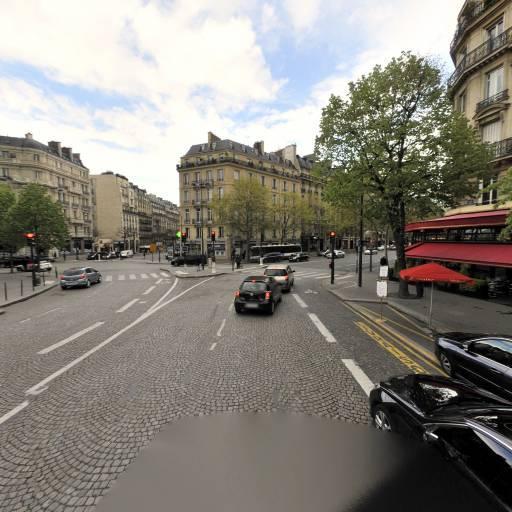 Brasserie Lorraine - Restaurant - Paris