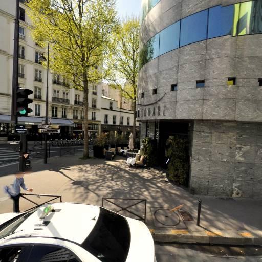 Hotel Square - Restaurant - Paris