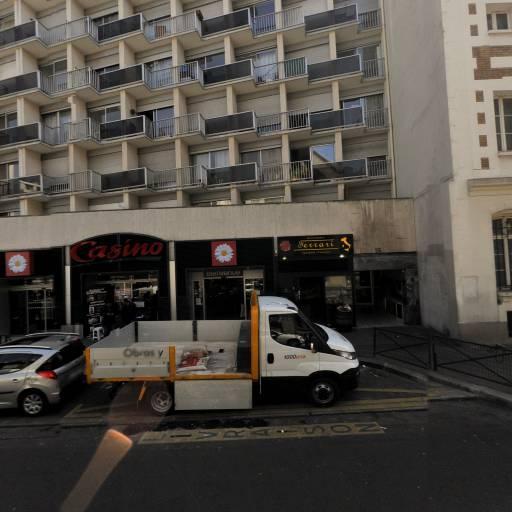 Chez Carlo - Épicerie fine - Paris