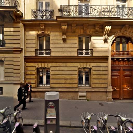 Station Vélib' Longchamp - Place d'Iéna - Vélos en libre-service - Paris
