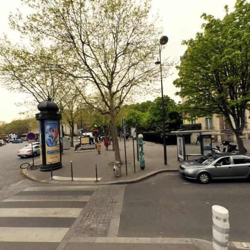 Station Vélib' Eylau - Trocadéro - Vélos en libre-service - Paris