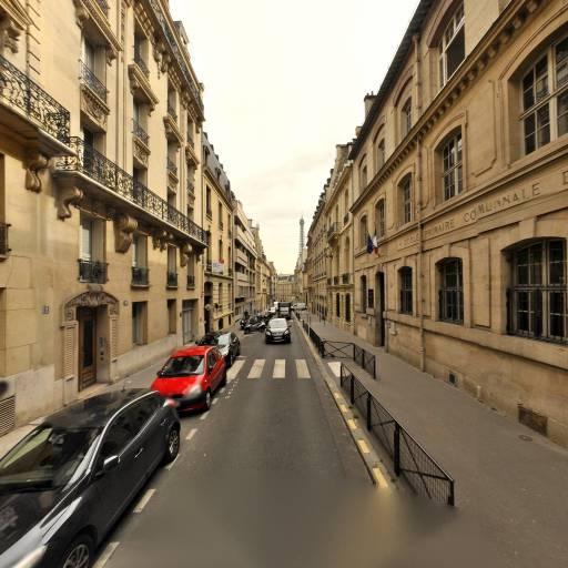 Ecole primaire 16e arrondissement - École primaire publique - Paris