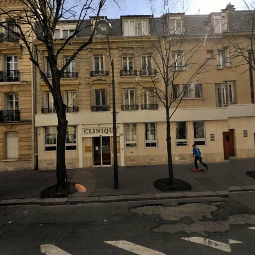 Fel Audrey - Médecin ophtalmologue - Paris