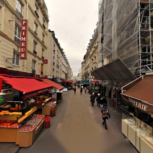 Coline Zenou - Ostéopathe - Paris