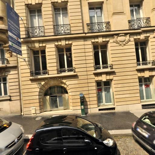 Env-centric - Fenêtres - Paris