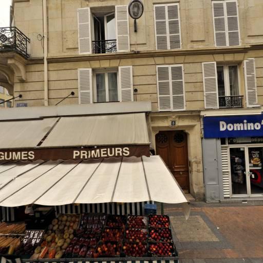 Marées 115 - Poissonnerie - Paris