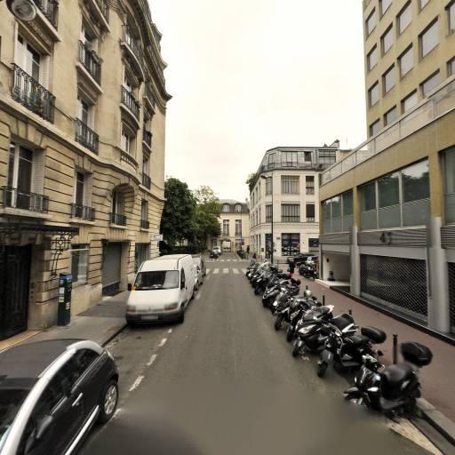 Valeo Management Services 1 - Équipements et pièces automobiles - Paris