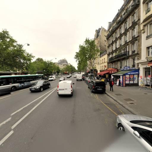 Le Grand Café - Bureau de tabac - Paris