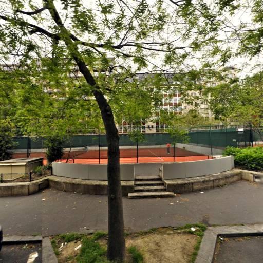 Ecole De Tennis - Terrain et club de tennis - Paris