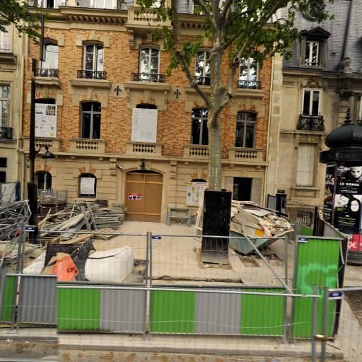 Sinclair Ressources - Agence d'intérim - Paris