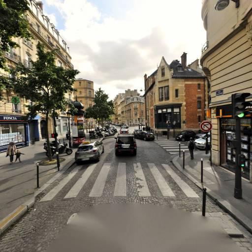 Station Vélib' Place de Lévis - Vélos en libre-service - Paris