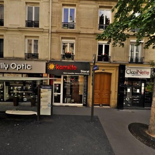 Komilfo - Stores - Paris