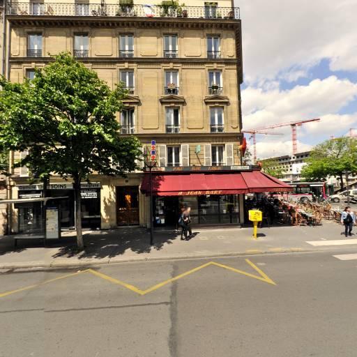 A Jean Bart - Bureau de tabac - Paris
