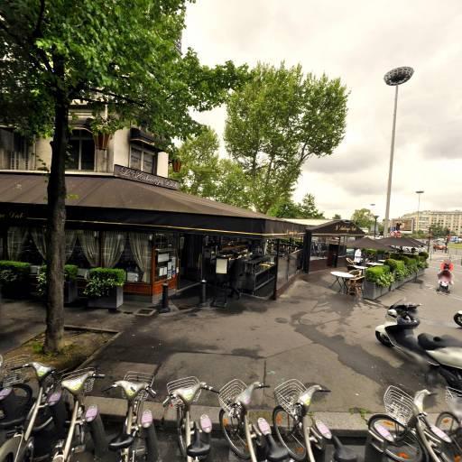 Station Vélib' Malakoff - Place de la Porte Maillot - Vélos en libre-service - Paris