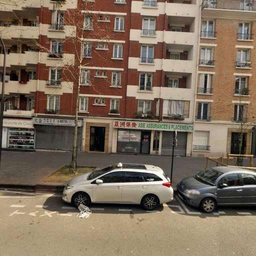 Phouratsamay Ghislaine - Courtier en assurance - Paris